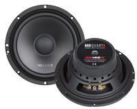 MB QUART QS165W Woofer Set Kickbass Lautsprecher 16,5 cm 165 mm 180 Watt max.