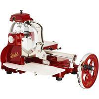 Berkel Volano B3 rot Schwungradmaschine mit Blumenrad