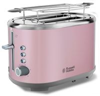 Russell Hobbs 25081-56 Bubble Soft Pink Toaster pink / Edelstahl