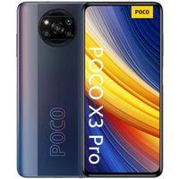 """Xiaomi Poco X3 Pro 8GB 256GB, Handy, Phantom Black, 6,67"""" 120Hz Smartphone, Schwarz"""