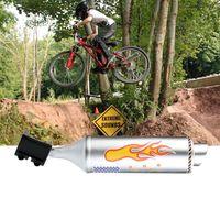 Bike Turbo Pipe Auspuffanlage Sound Motorrad Megaphon