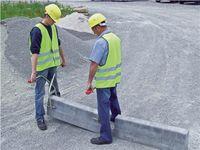 Probst Bordsteinzange BZ Greifbereich 0-400mm Tragfähigkeit 150kg - 53200084