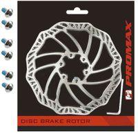 Promax Bremsscheibe 180 Mm 6-Loch