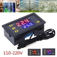 110V-220V Thermostat W3230 Temperaturregelung LED Schalter Regler Thermometer