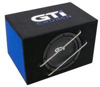 Crunch GTi Aktiv Subwoofer System 20 cm Bassreflex-Gehäuse GTI800A, GTI800A