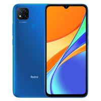 """Xiaomi Redmi 9C 3GB  64 GB Blau (Twilight Blue) 6.53""""  Handys"""
