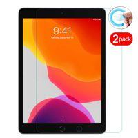 2x Flexible Apple iPad 10.2 Zoll 2019 Displayschutz Screen Protector blasenfrei