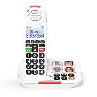 Swissvoice Xtra2155 Senioren Schnurlostelefon Kurzwahl Speicher Anrufbeantworter