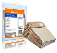 10 Staubsaugerbeutel für Kobold VK 118 119 120 121 122 Papiertüten