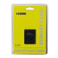 PS2 Playstation2 128 MB Memory Card / Speicherkarte Eaxus