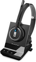 SDW 5066 Headset System On Ear Dect kabellos schwarz -
