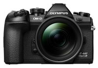 Olympus E-M1 Mark III Kit + 12-40 mm schwarz
