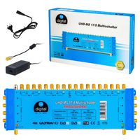HB-DIGITAL Multischalter UHD-MS 17/8