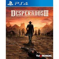Koch Media Desperados III, PS4, PlayStation 4, T (Jugendliche)
