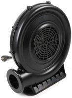 Elektrisches Rohrventilator Gebläse Pumpenlüfter Radialventilator Rohrlüfter für aufblasbare Hüpfburgen 420m³/h 1100Pa 71db (250W)