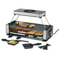 Raclette Smokeless kompatibel mit UNOLD 48785 mit Dunstabzugshaube