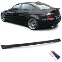 Heckspoiler Spoilerlippe Sport Optik für BMW M3 E90 Limousine 07-11