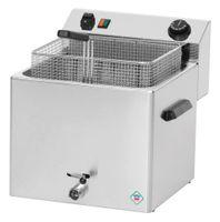 Tisch-Elektro Fritteuse 360x420x370mm