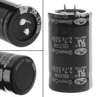 Kondensatoren 10 X 2,7 V 500F Kondensatoren Auto Kondensator Farad Kondensator Super Farad Kondensator 35 * 60mm