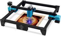 TOTEM S 40W Laser Graviermaschine Hochpräzise Lasergravierer Kit, Leistung:5000-5500mw für Edelstahl Holz Gummi Keramik Kunststoff usw.