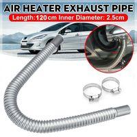 Edelstahl Abgasschlauch Für Air Heater Diesel Standheizung Abgasrohr 120cm Φ25mm
