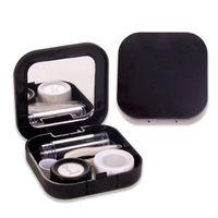 Witbaard linsen-Zubehörsatz mit Spiegel schwarz 5-teilig