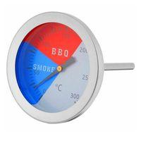 300 grad Celsius Thermometer Rauch BBQ Ofen Temperatur Werkzeug