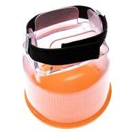 vhbw Universal Blitzlicht Diffusor Softbox Klar kompatibel mit Kamera Blitzlicht Metz Mecablitz 24, 26, 36, 44, 45, 52, 54, 58, 60, 64, 70, 76