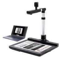 Aibecy X1000 Dokumentenkamerascanner A3-Aufnahmegroesse Dual-Kamera USB2.0-Hochgeschwindigkeitsscanner mit LED-Licht OCR-Funktion Videoaufzeichnung In PDF-Format konvertieren fuer Online-Unterricht im Klassenzimmer Online-Fernunterricht