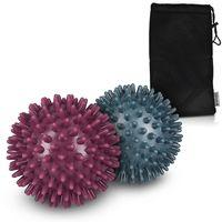 2x Igelball Massageball Set