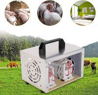 Ozongenerator  Ozongerät Luftreiniger   Ozongerät Ozonisator  mit Zeitschalter 20000mg / h 200w (20 g )für Zimmer, Badezimmer, Autos und Haustiere