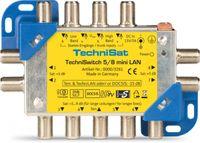 TechniSat TechniSwitch 5/8 mini LAN Multischalter