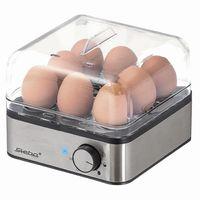Steba EK 5 Eierkocher edelstahl/schwarz