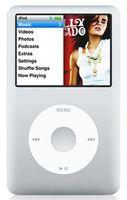 """Apple 80GB iPod classic iPod classic, HDD, 80 GB, LCD, 63.5 mm (2.5 """"), 320 x 240 Pixel, AAC, MP3, WAV"""