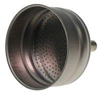 Bialetti Kaffeetrichter 6 Tassen Edelstahl