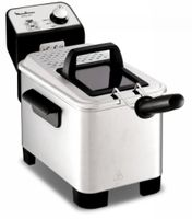 Moulinex AM3380, Gefrierschrank, 3 l, 3 l, Eins/Eine(r), Edelstahl, Drehregler