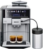 Siemens TE657F03DE EQ.6 plus extra Klasse Kaffeevollautomat Keramikmahlwerk
