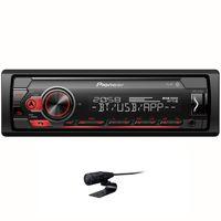 PIONEER MVH-S310BT USB MP3 Autoradio mit Bluetooth Freisprecheinrichtung AUX