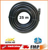 25m HDMI Kabel HDMI 4K UHD 2160p FULL HD 1080p Neu OVP🔝