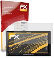atFoliX FX-Antireflex 3x Schutzfolie kompatibel mit Pioneer Avic-Z830DAB Panzerfolie