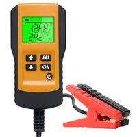 Batterietester Auto Batterieladetester 12V 100-9999CCA Digitaler Batterieanalysator fuer Autos und