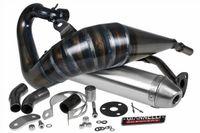 Auspuff Giannelli Enduro Aluminium für Malaguti XSM für XTM / MBK X-Limit / Yamaha DTR für SM (E)