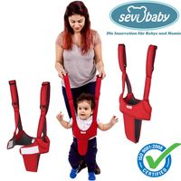 Sevibaby ROT Baby Lauflernhilfe Walk Walking Aid Gehhilfe Gehfrei Laufhilfe 688-11