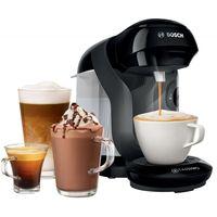 Bosch Tassimo TAS1102 Schwarz Kapselmaschine Ein-Knopf-Bedienung Kaffee