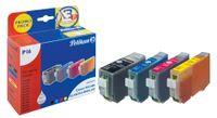 Pelikan wiederbefüllte Multi-Pack Tinte 4111791 ersetzt Canon CLI-571
