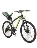 Fahrr/äder Schwarz E-More 1,5 L Fahrrad Satteltasche und Rennr/äder Kompakte wasserdichte Rahmentasche Fahrradtasche Wedge Pack Mountainbike Bag f/ür Mountainbikes