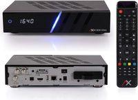 AX 4K-BOX HD61 UHD 2160p E2 Linux Receiver mit 2x Sat (DVB-S2x) Tunern