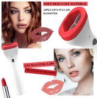 Silikon Lip Plumper Gerät Automatische Lip Plumper Elektrische Plumping Gerät Schönheit Werkzeug Fuller Größer Dicker Lippen für Frauen
