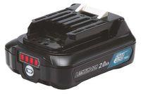 Makita HR140DSAE1 Akku-Bohrhammer für SDS-PLUS 12 V max. / 2,0 Ah, 2 Akkus + Ladegerät + Zubehör im Transportkoffer