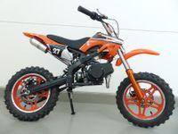 RV-Racing Pocketbike Dirtbike Pocket Cross Bike Kindercross Crossbike Orange